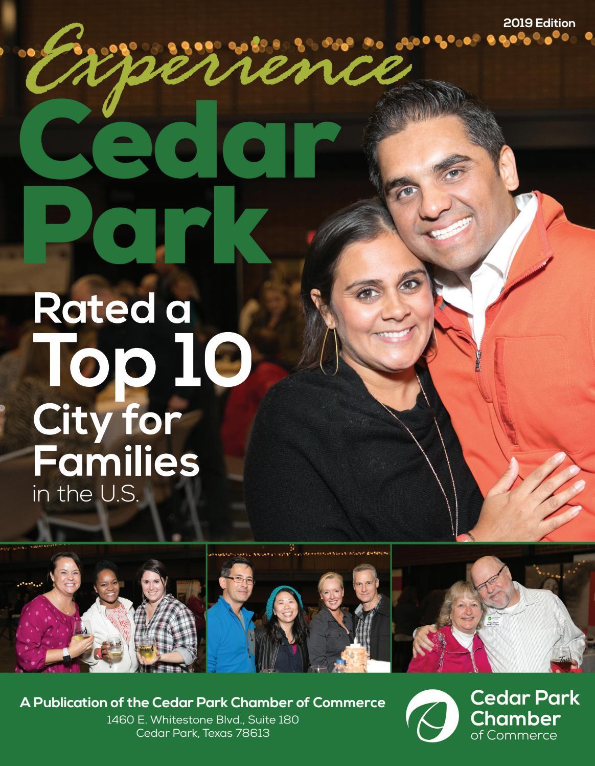 2019 Experience Cedar Park by Cedar Park Chamber of Commerce - issuu