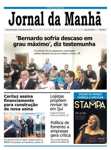7ea7fde75 Jornal da Manhã - Terça-feira - 12-03-2019 by clicjm - issuu