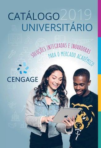 39d5c0a7c1941 Catálogo Universitário 2019 - Ciências Exatas