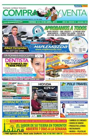 8157a14b415f Compra y Venta Edición  14. 2019 by elcomprayventa - issuu