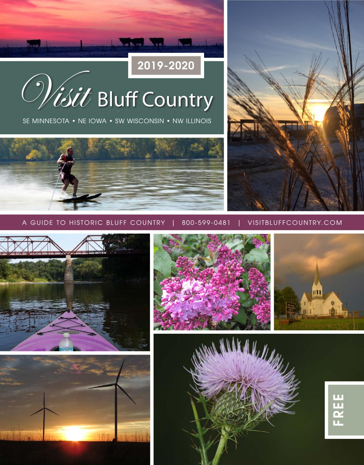 Eso Witches Festival 2020 Visit Bluff Country Magazine 2019 2020 by Visit Bluff Country   issuu