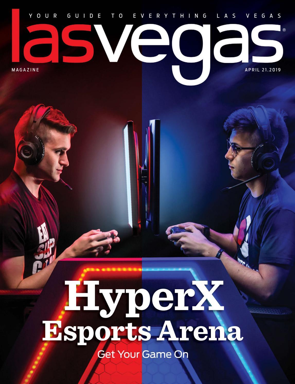 2019-04-21 - Las Vegas Magazine by Greenspun Media Group - issuu