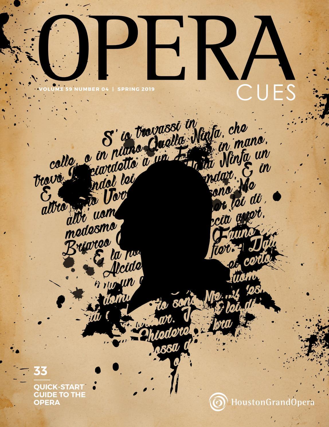 Opera Cues By Digital Publisher Issuu
