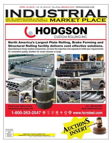 Admirable Imp Magazine 4 18 19 By Industrial Market Place Issuu Ibusinesslaw Wood Chair Design Ideas Ibusinesslaworg