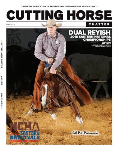 Cutting Horse Chatter by Cowboy Publishing Group - issuu