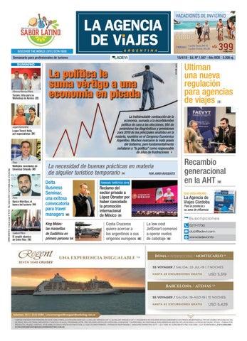 c4f5cd65b La Agencia de Viajes Argentina Nª 1.567 by Ladevi Media   Solutions ...