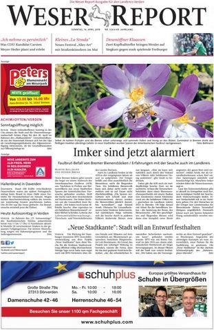Weser Report - Achim, Oyten, Verden vom 14.04.2019 by KPS ...