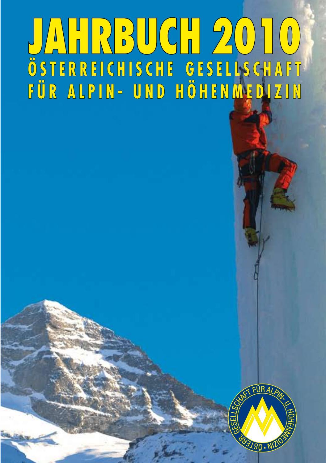 Jahrbuch 2010 by Reinhold Sigl issuu