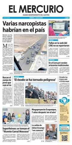 149fe944de5d El Mercurio-06-04-2019 by Diario El Mercurio Cuenca - issuu