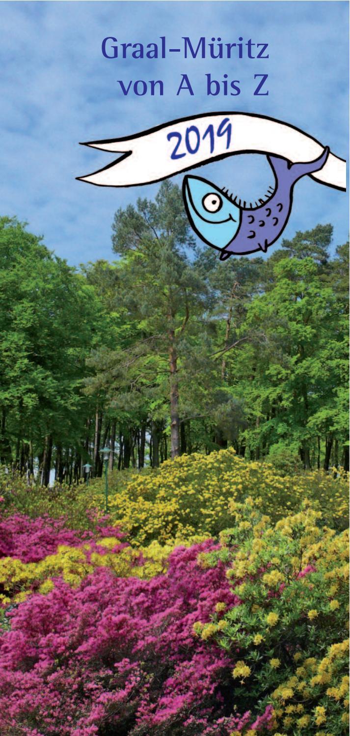Park Graal-Müritz Rhododendron hybr