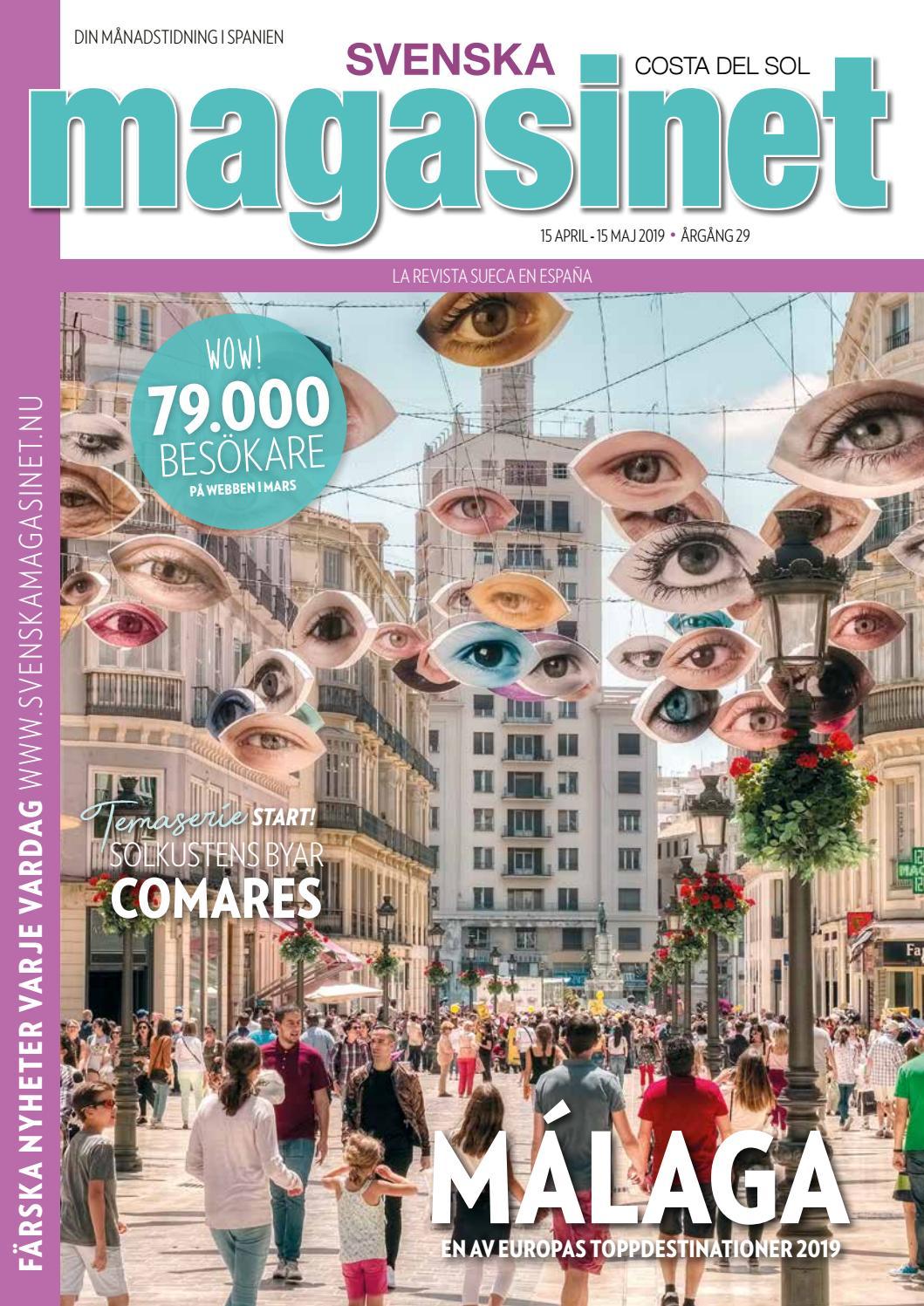 Bancone Bar Per Casa april_2019 by svenska magasinet, spanien - issuu