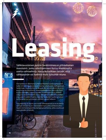 Page 10 of Leasing sähköpyörät markkinajohtajalta