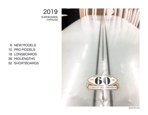 Page 5 of 60 Years of Craftsmanship