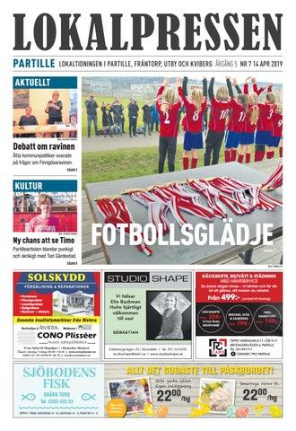 a1fbb8c93001 Lokalpressen Partille nr 7 14 april 2019 by Lokalpressen - issuu