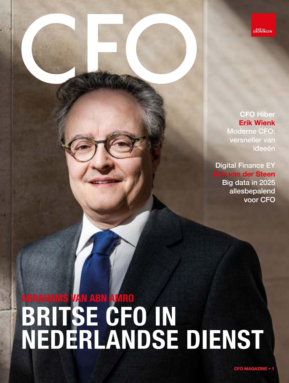 2203604a0d8 CFO Magazine #1 2019 by Alex van Groningen - issuu