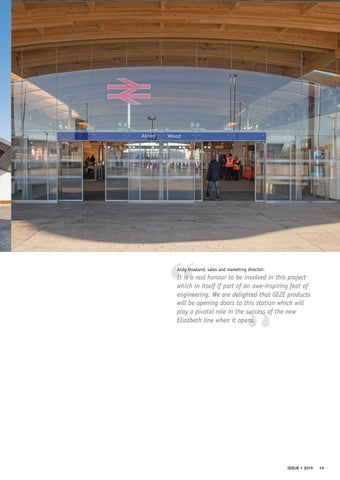 Page 19 of Capital Entrance to Crossrail Link
