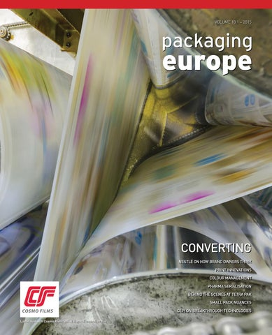 b7e31c58ed2 Packaging Europe Issue 10.1 by packagingeurope - issuu