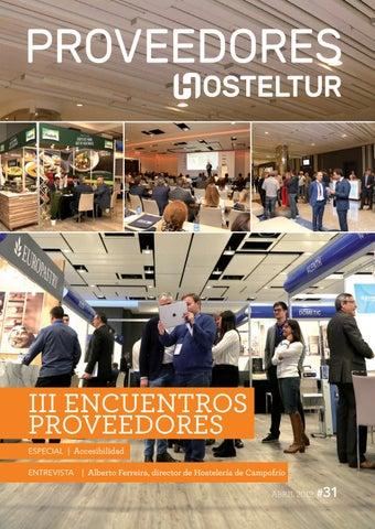 bf8cbc21317 Proveedores Hosteltur 31 - III Encuentros Proveedores by hosteltur ...