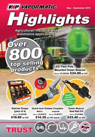 Highlights Catalogue 2019 (£)