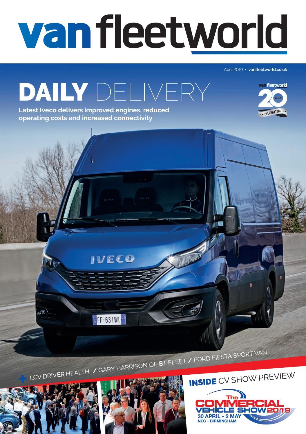 Van Fleet World April 2019 by Fleet World Group - issuu