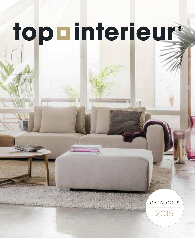 Top Interieur Catalogus 2019 Izegem By Topinterieur Issuu