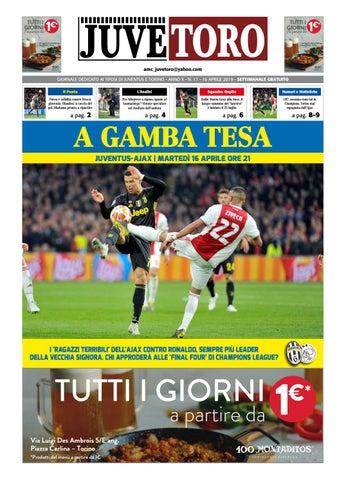 6a084d1537 JuveToro n. 17 - anno X - Juventus-Ajax Champions by amcsrls - issuu