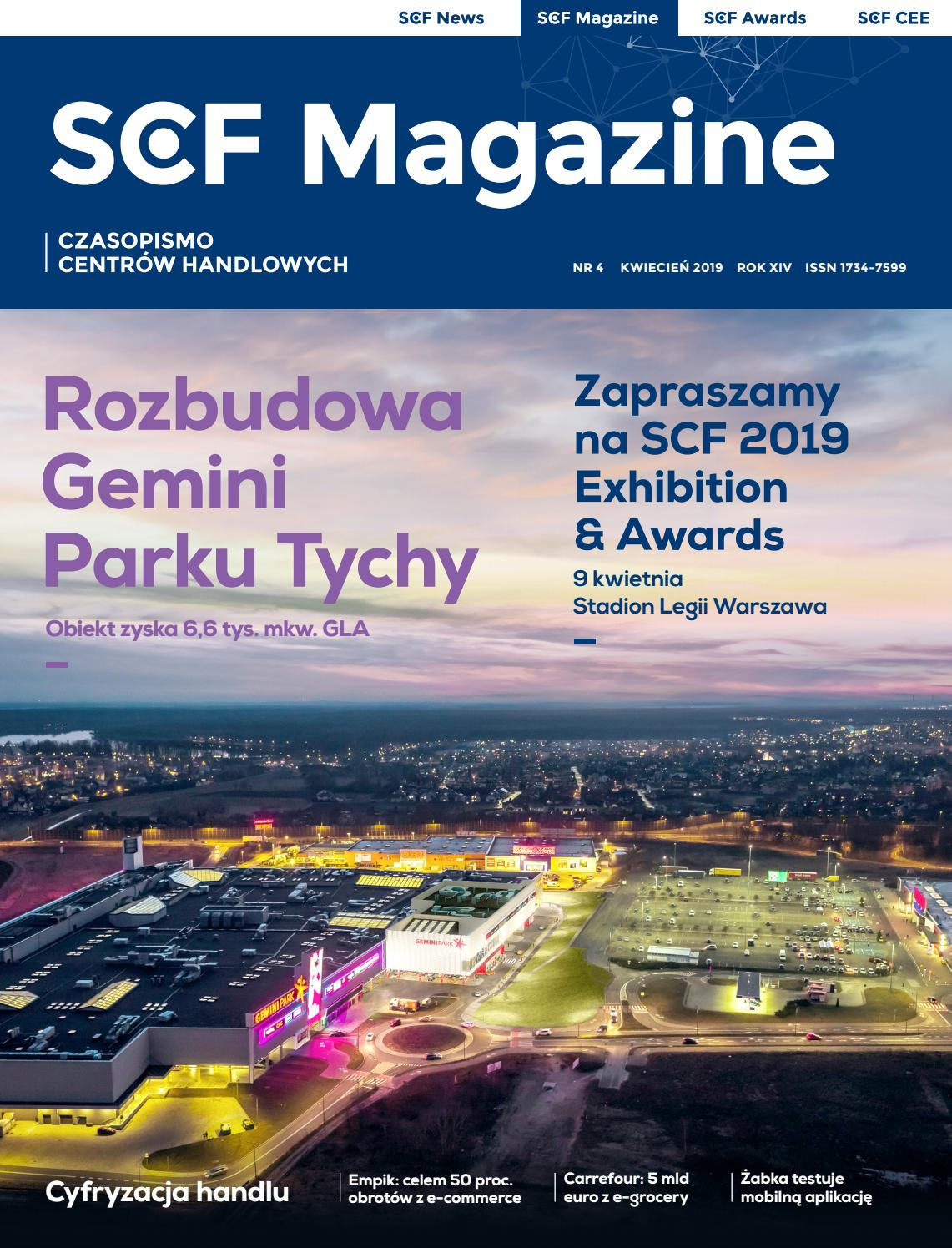 226eaa1d01bcd Shopping Center Forum Magazine 04/2019 by Shopping Center Magazine - issuu