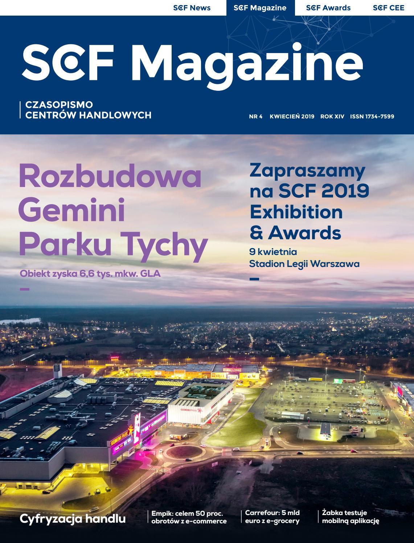 Shopping Center Forum Magazine 04 2019 By Shopping Center Magazine