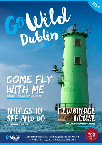 35ed9ee60b98a Go Wild Magazine   Dublin 2019   Spring Edition by Go Wild Magazine ...