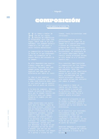 Page 12 of Composición de la Fotografía