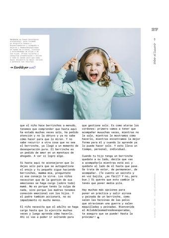 Page 27 of Socorro!! Berrinche a la vista