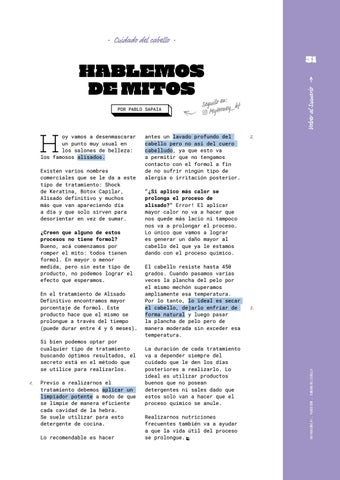 Page 31 of Hablemos de mitos