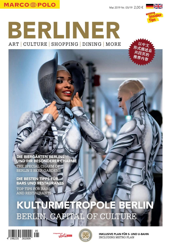 Marco Polo Berliner - #05 2019 by Berlin Medien GmbH - issuu