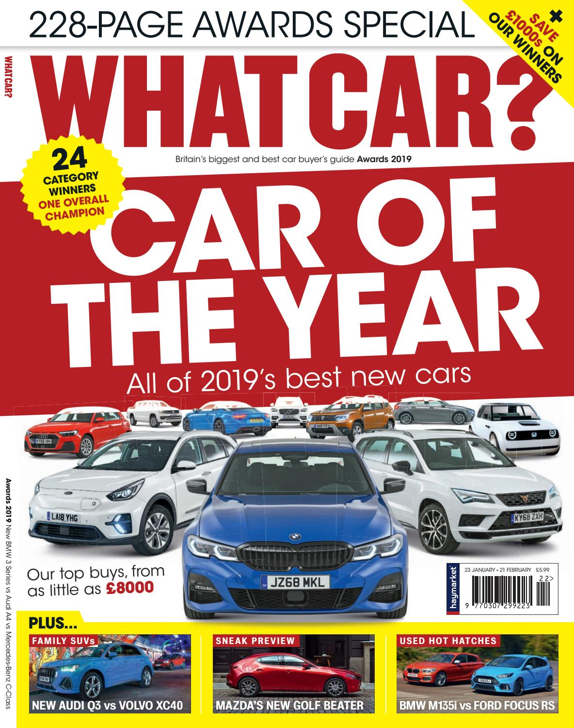 What Car? - Car of the year issue by Haymarket Consumer