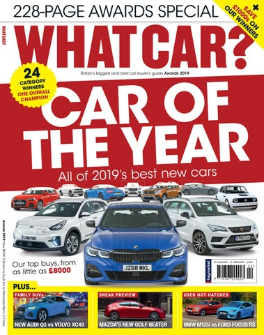 What Car? - Car of the year issue by Haymarket Consumer Media - issuu