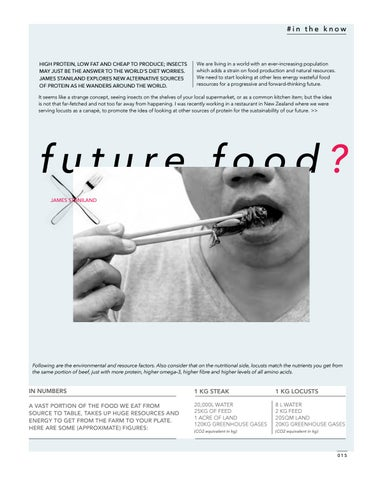 Page 17 of FUTURE FOOD
