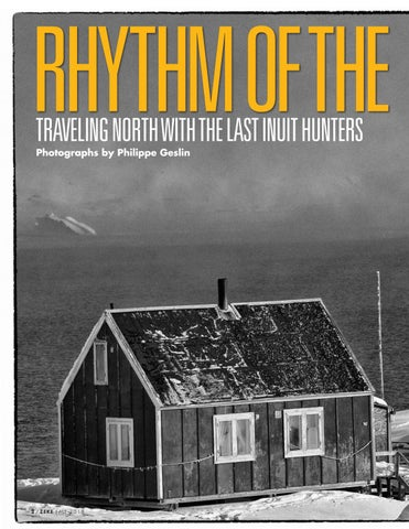 Page 4 of Rhythm of the Seasons: Travelling North with the Last Inuit Hunters