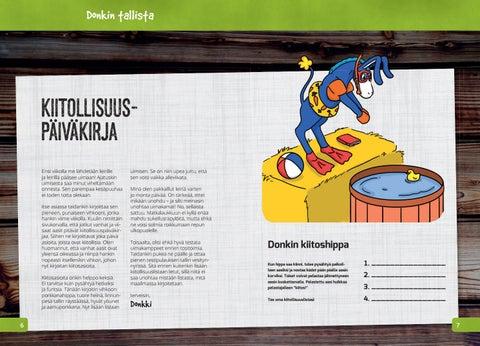 Page 4 of Donkki -lehti KESÄ 2019
