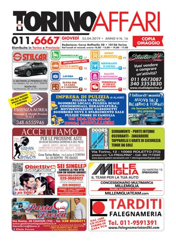 competitive price 27dcc 127cc Torino Affari Ed 15 - 16