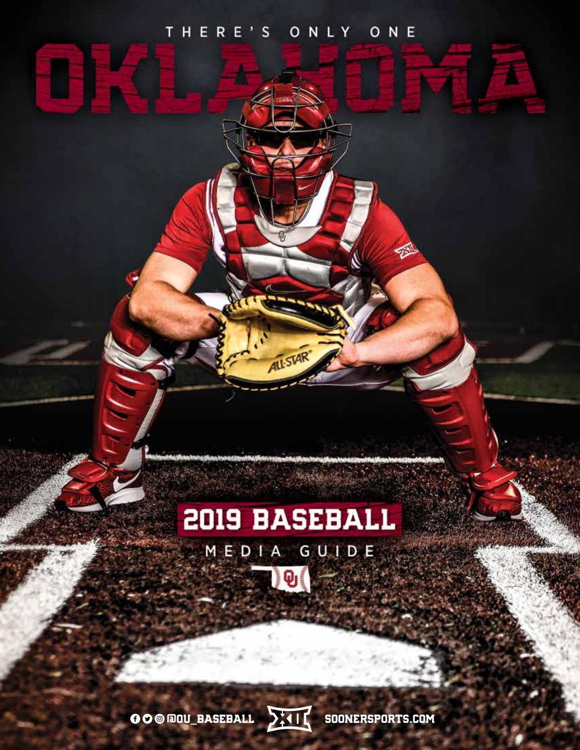 2019 OU Baseball Media Guide by OU Athletics - issuu