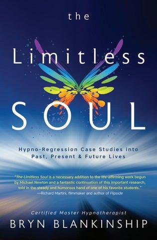 The Limitless Soul, by Bryn Blankinship by Llewellyn Worldwide, LTD