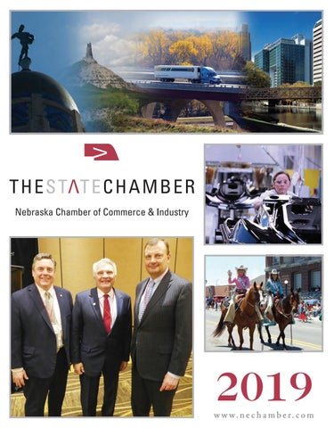 Nebraska Chamber Profile and Membership Directory by Town