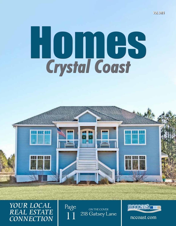 Crystal Coast Homes - April 2019 by NCCOAST - issuu on