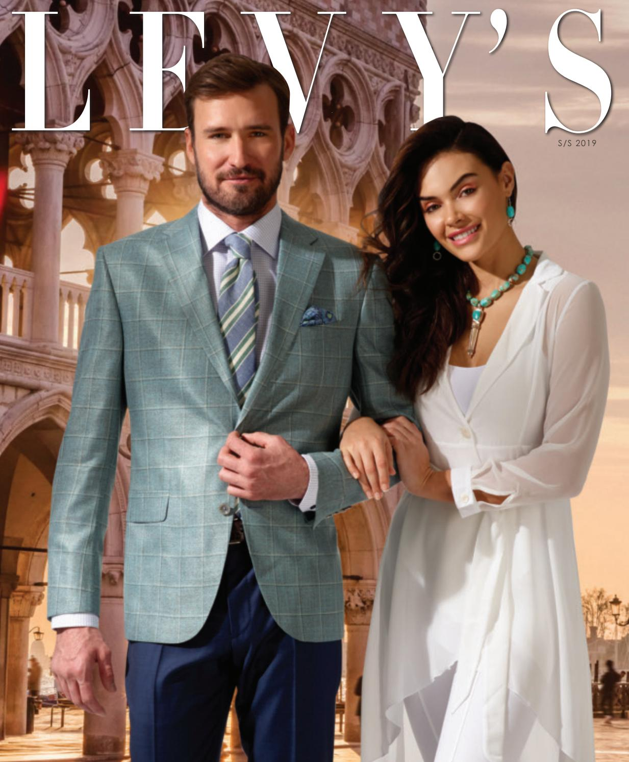 5bca9cccb2bf21 Levy's: Spring/Summer 2019 by Wainscot Media - issuu