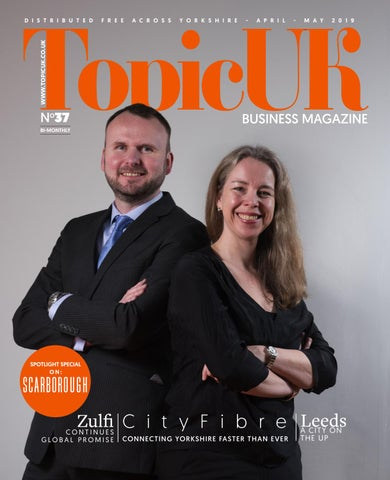 TopicUK April/May 2019 Edition by TopicUK - issuu