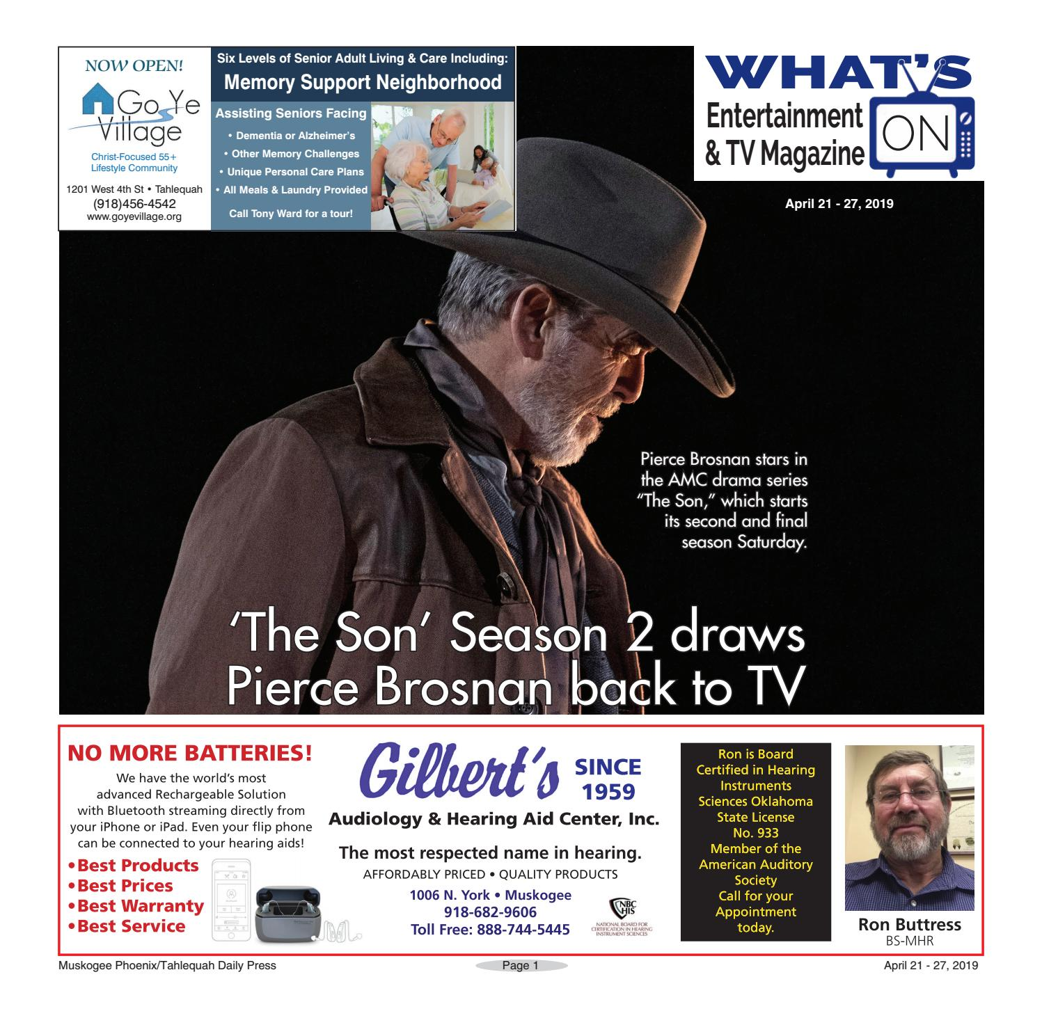 What's On 04 21 19 by muskogeephoenix - issuu