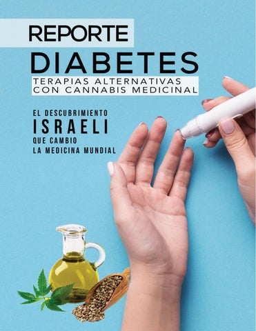 Page 1 of Tratamiento Israeli para Diabetes