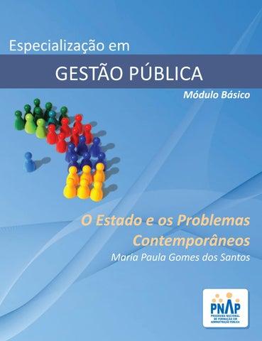 da5803af8273 O Estado e os problemas contemporâneos by Jassio Pereira de Medeiros ...
