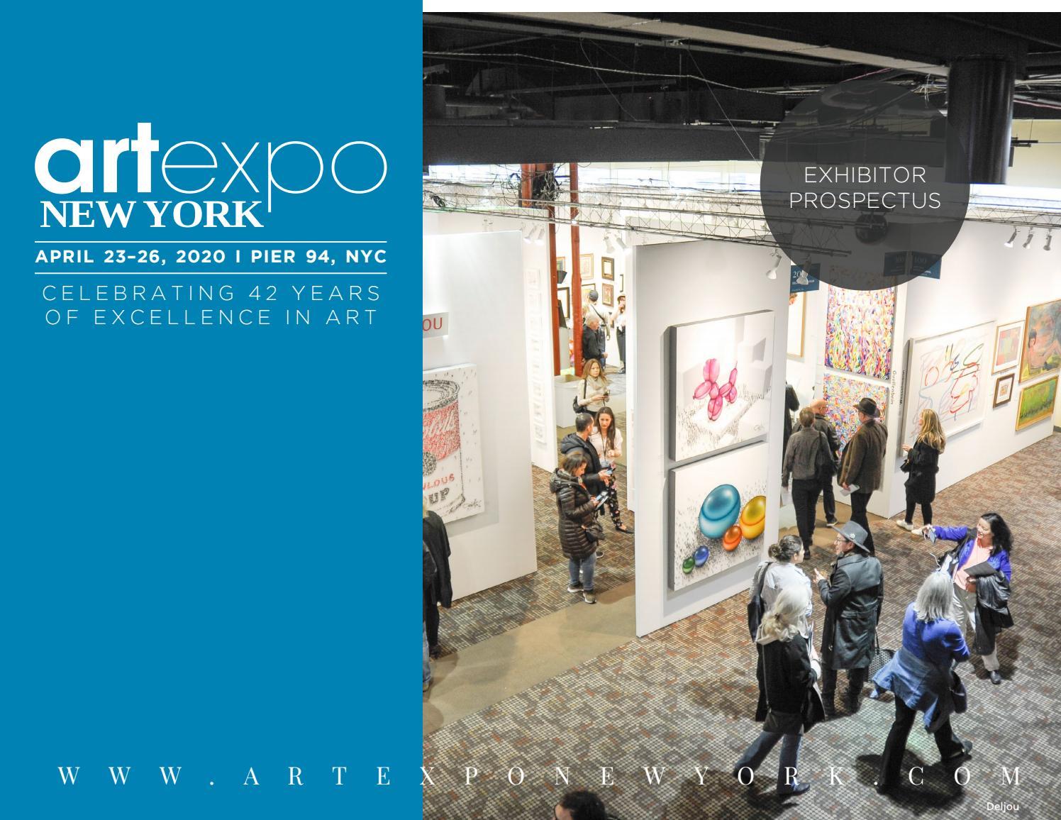 Art Fair New York 2020.Aeny20 Exhibitor Prospectus By Redwood Media Group Issuu