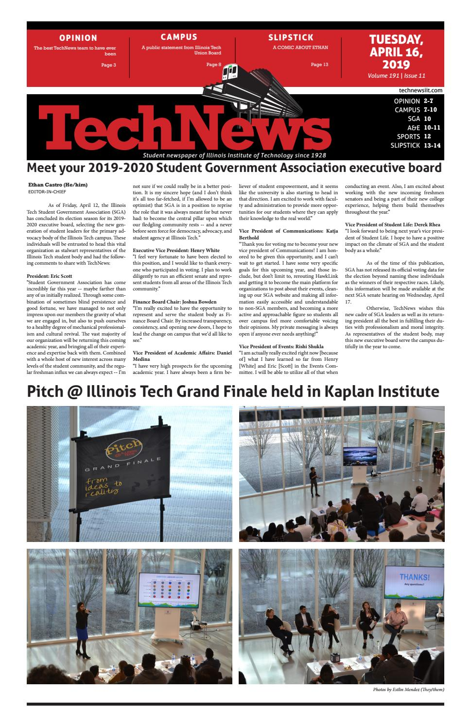 Volume 191 Issue 11 by TechNews - issuu